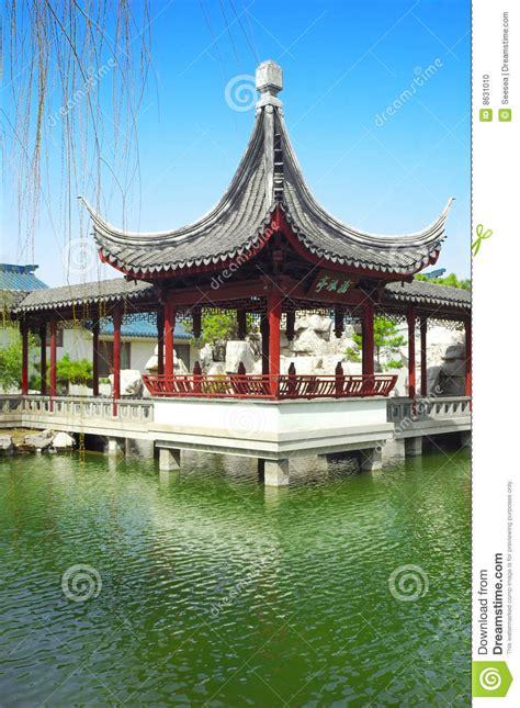 giardini cinesi giardini cinesi fotografia stock immagine 8631010