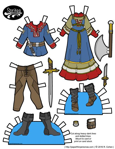 printable viking paper dolls viking inspired archives paper thin personas