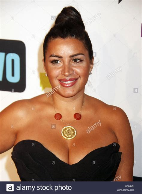 mercedes javid on why shahs of sunset fired lilly new york usa 3rd april 2013 shahs of sunset reality