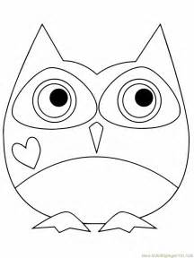 printable owl coloring pages owl coloring page free printable coloring pages