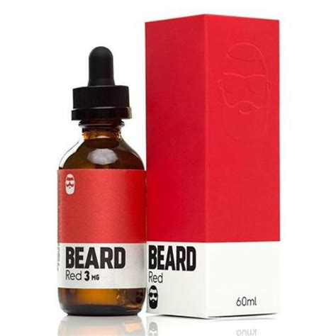 Beard Vape Co Usa 60ml 3mg beard berries flavored vape juice
