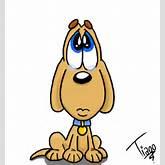Sad Dog by TiagoHex on DeviantArt