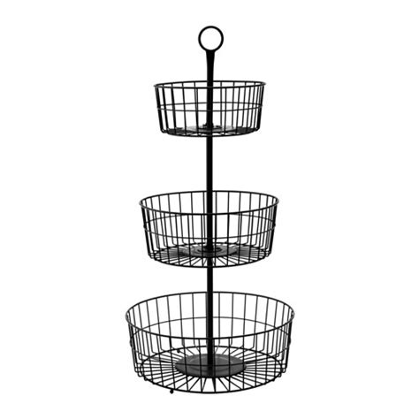 Etagere Obst by Sommar 2017 3 Tier Serving Basket Ikea