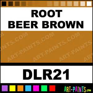 root beer brown liquid rainbow stained glass and window