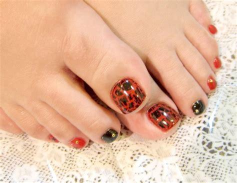 pedicure designs pedicure nail designs for fall
