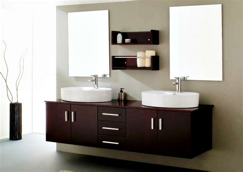 Bathroom Double Vanity Ideas by How You Take Contemporary Bathroom Vanities In Floating Design