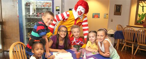 ronald mcdonald charity house ronald mcdonald care mobiles long hairstyles