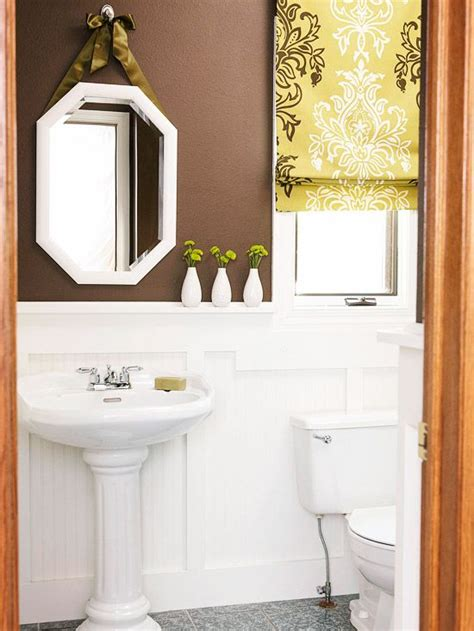 Brown Wainscoting by Shades The And New Chrome On