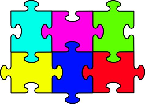 printable art puzzles puzzle clipart images clipart panda free clipart images