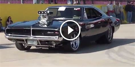 Dodge Charger 1000 Hp by 1000 Hp 1969 Dodge Charger That Will Your