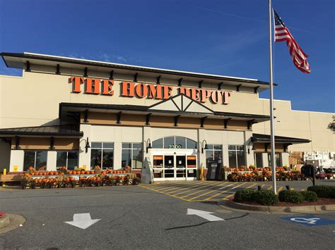 the home depot spartanburg sc company profile
