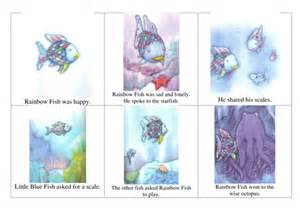 the rainbow fish by rjwatt 1 uk teaching resources tes