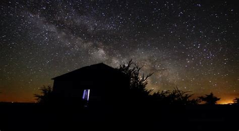 via lattea web la via lattea in time lapse vista dal cielo south