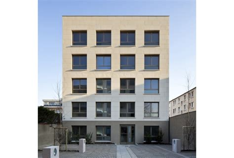 Isolation Acoustique 1205 by 16 Logements Collectifs Bry Sur Marne D Architectures