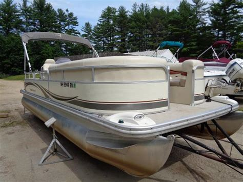 bennington pontoon boats nh pontoon boats for sale in belmont new hshire