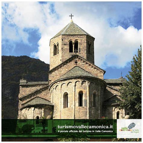 monastero di san salvatore un monastero di san salvatore turismo valle camonica