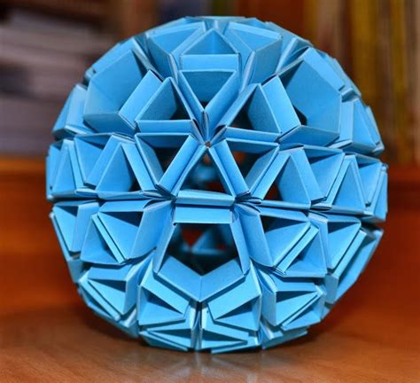 Modular Origami Kusudama - 12 best knotologie images on bricolage