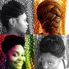 Pin Ups Small Bix Brsids | hair styles on pinterest box braids under braids and pin up