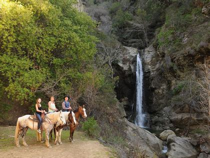 Best Horseback Riding Near Los Angeles Los Angeles Horseback Riding