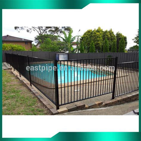 digging fence solutions privacy garden aluminum no dig fence panels no dig fence buy privacy garden aluminum