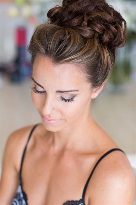 Wedding Hair Real Brides by Wedding Hair And Makeup Brisbane Real Brides
