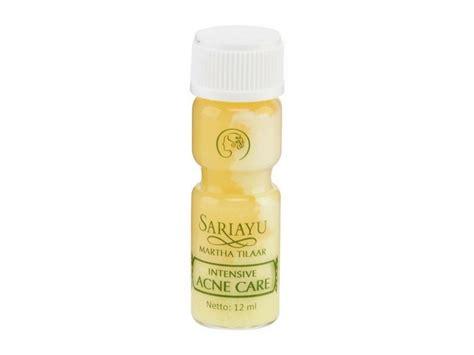 Harga Sariayu Acne Intensive Care 7 rekomendasi obat jerawat di bawah rp50 000