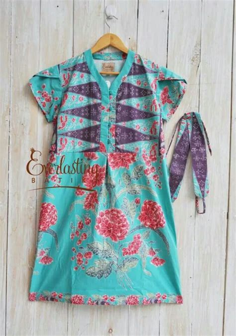 Baju Batik Everlasting batik dress indonesia and dresses on