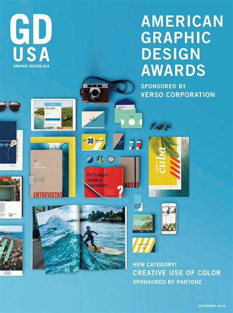 graphic design usa gdusa december 2016 by graphic design usa issuu