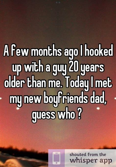 Dating a guy for a few months history