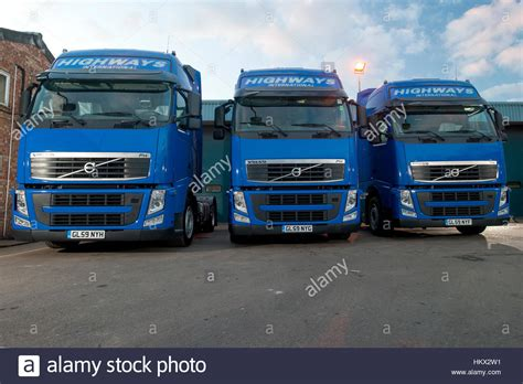 volvo hgv hgv stock photos hgv stock images alamy