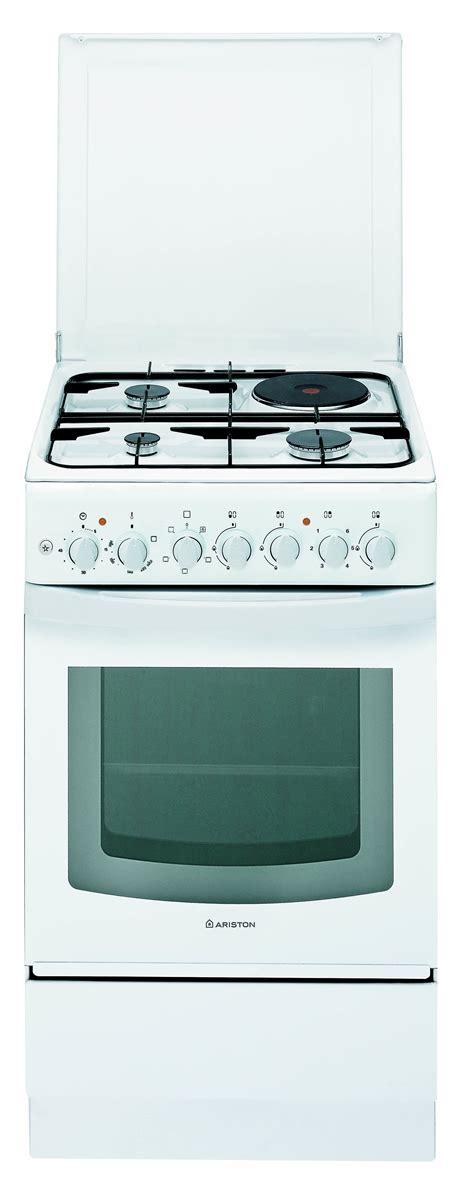 Daftar Oven Gas Ariston ariston c31 n1 a5msh2e 3 gas 1 electric combination cooker hotpoint co ke