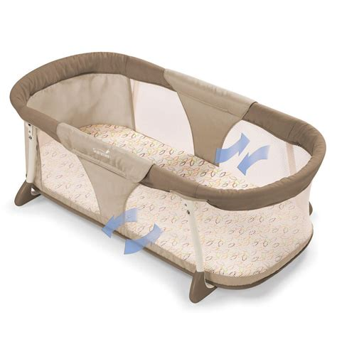 in bed bassinet baby sleeper rocker newborn rock u0027n play sleeper