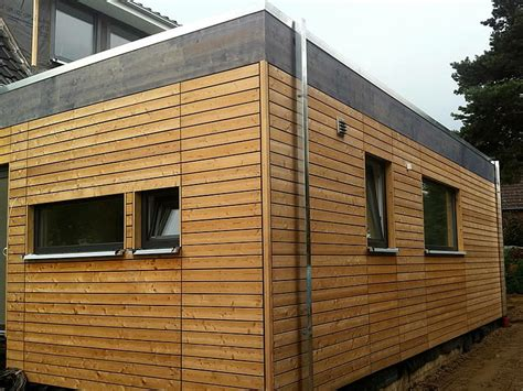 Hausfassade Aus Holz by 45 Spektakul 228 Re Beispiele F 252 R Moderne Hausfassaden