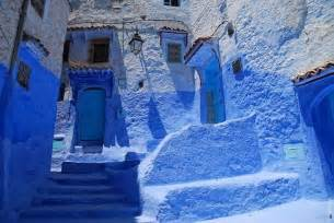 chefchaouen the blue city of morocco amusing planet
