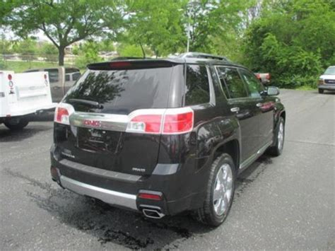 blvd gmc purchase new 2014 gmc terrain denali in 2906 e buick