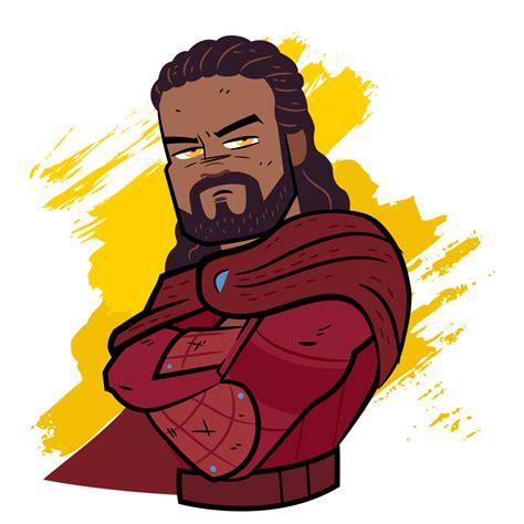 Thor Sticker