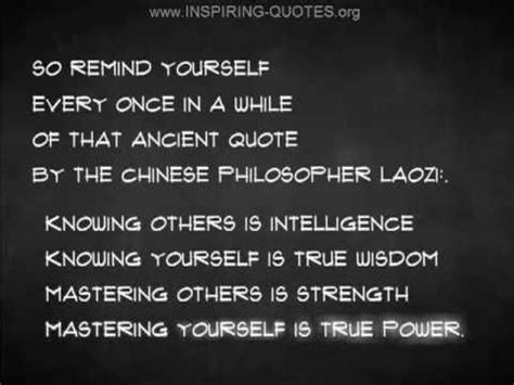 Remove Myself From True Search Inspiring Quotes Laozi On Wisdom Power