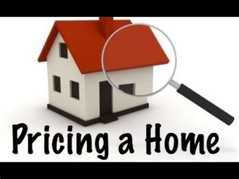how to price a property value your home homedealztv