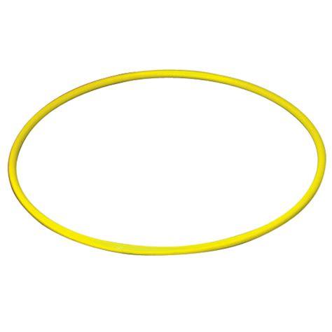 Hula Hoop zhs33 216 y hart hula hoop solid 63cm yellow kookaburra educational resources one of