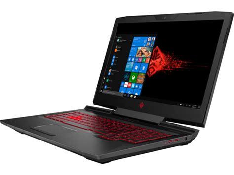 Hp Omen 17 An068tx Nvidia Gtx1070 8gb Ci7 7700hq 512gb Ssd Ram 32gb 1 hp omen 17 an023tx gaming laptop i7 7700hq 16g b d4 1tb 256gb nvd gtx1070 8gb 17 3 fhd w10