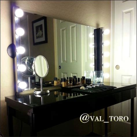 Diy Vanity Mirror by Pin By Bethany Fritz On For The Home