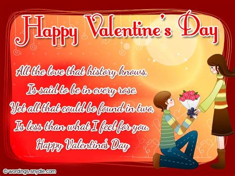 valentines day wishes be wordings and messages