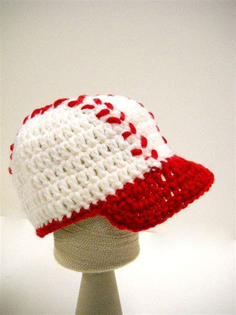 crochet baby hat new baby baseball cap your color