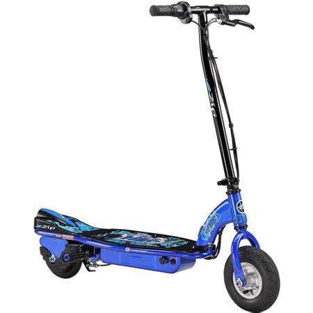 Nano Blue Electric ezip ez2 nano electric scooter blue walmart