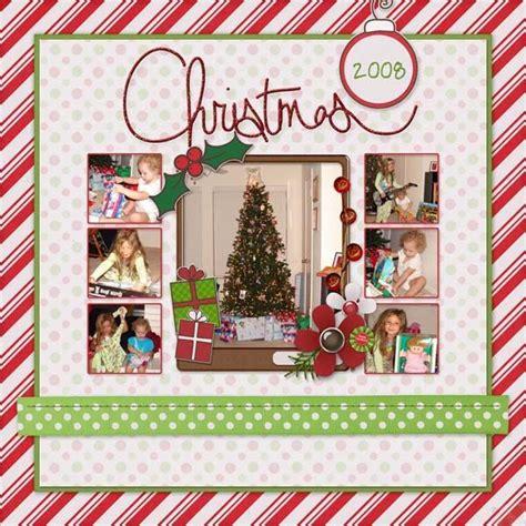 christmas themed scrapbook layout resultado de imagen para christmas scrapbook layouts