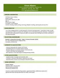 project objective statement exles free resume templates