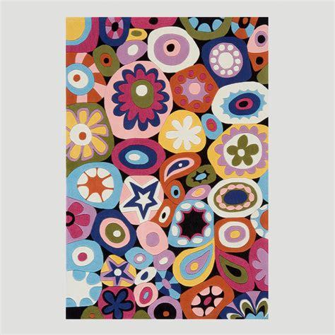 flower power rug flower power rug world market