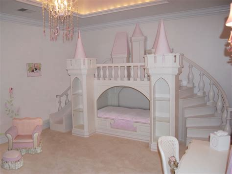 Princess Bunk Bed Castle Toddler Princess Bedroom Ideas Castle Bed For Princess Trusper