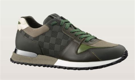 louis vuitton mens sneakers new mens louis vuitton run away sneaker fall winter 2014