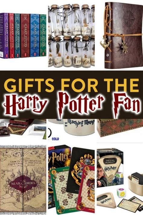 gift ideas for harry potter fans gifts for harry potter fans the bewitchin kitchen